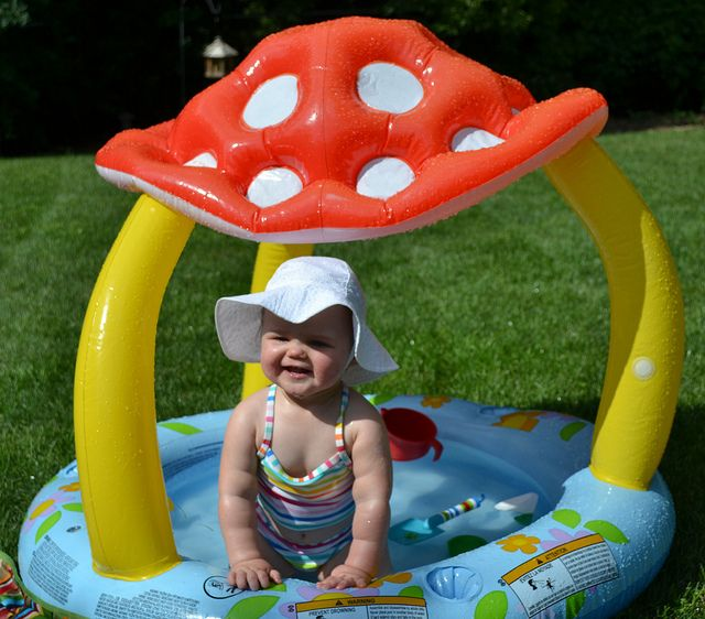 From backyard water fun to air conditioned adventures your baby will love, here are a few ways to help you cruise through the dog days of summer.