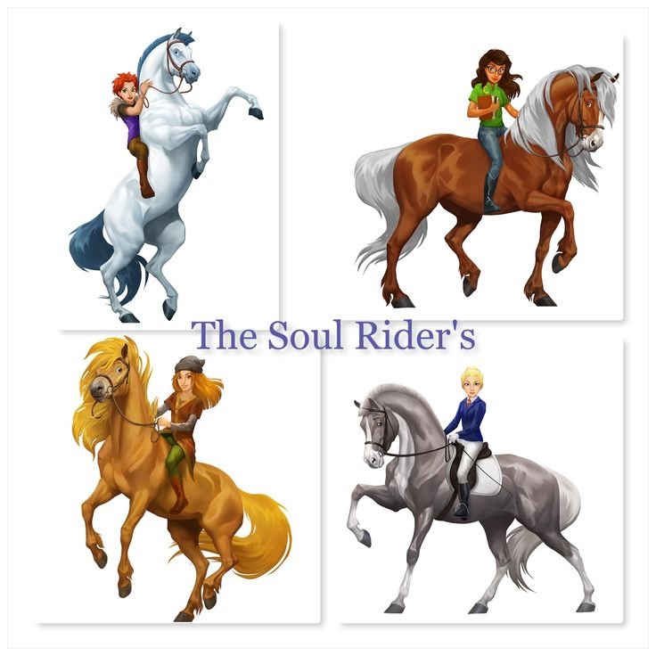 The Soul Rider S From The Online Advancer Game Star