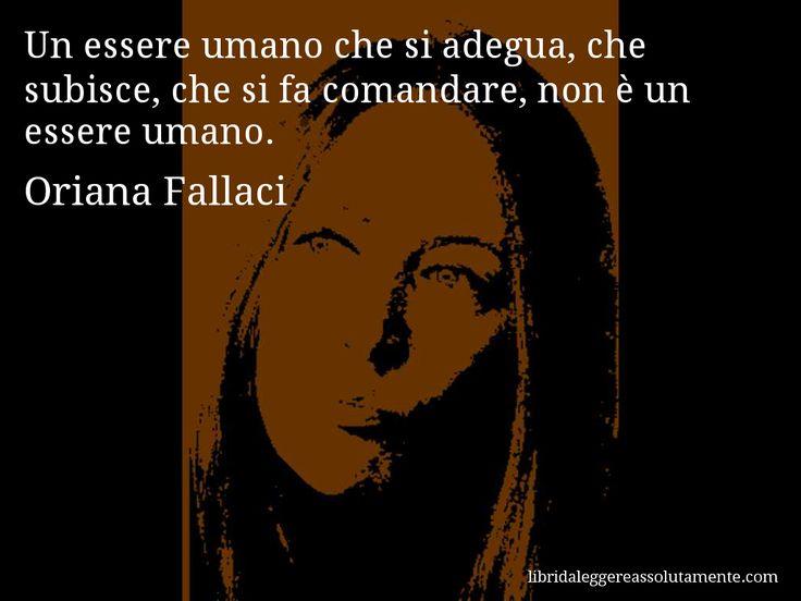 Cartolina con aforisma di Oriana Fallaci (17)