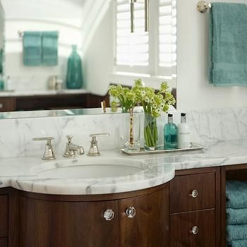 Popular Teal and Brown Bathroom In 2019 - New blue and brown bathroom decor Modern