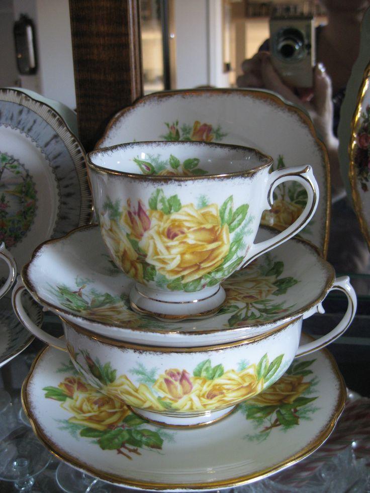 """Royal Albert """"Tea Rose"""" #5109"""