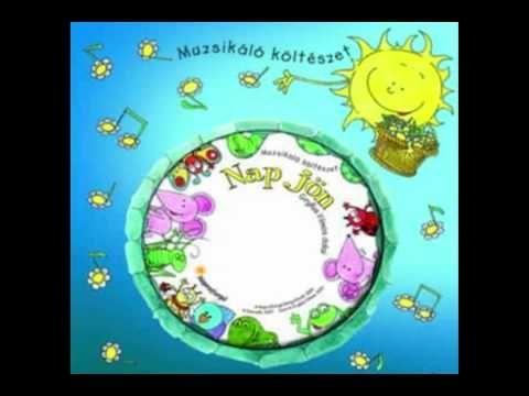 Gryllus Vilmos: Tavasz (gyerekdal) - YouTube