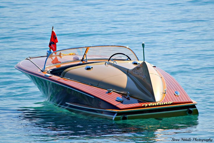 Chris Craft 21 Cobra   hard to believe this beauty was back in 1955 , looks like a modern style air craft......GLENN
