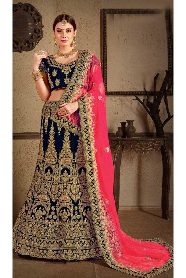d5cd44961fb Shop for latest Indian bridal lehenga cholis online shopping