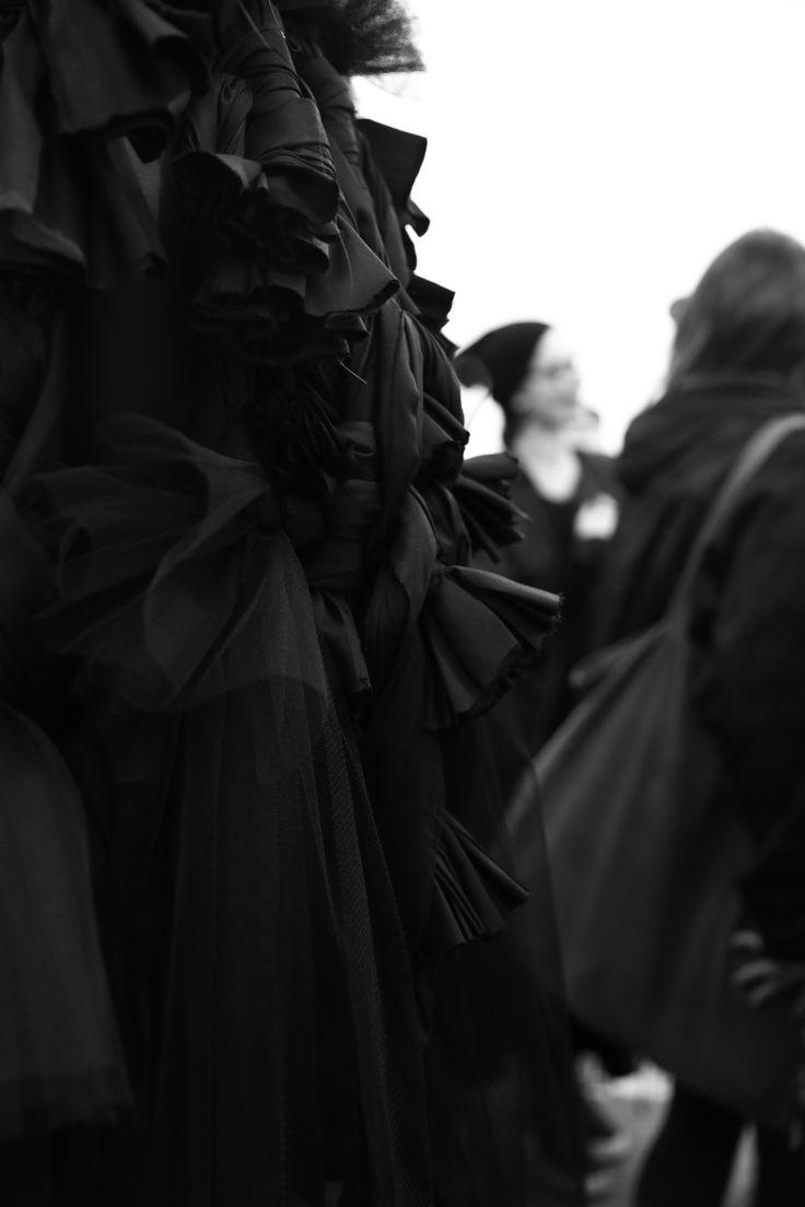 BARBARA I GONGINI _ MODULE MODULAR _ INSTALLATION DURING PARIS FASHION WEEK  Image Credit: Alice Berg