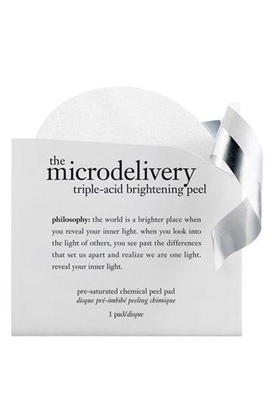 Main Image - philosophy 'microdelivery triple acid' brightening peel pads
