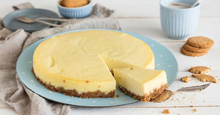 New York Cheesecake: Das Original