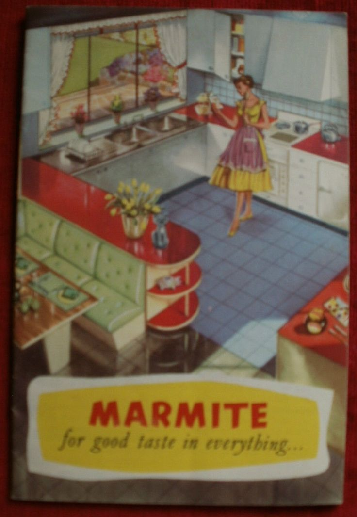 Vintage Marmite leaflets,( circa late 50's?) in Books, Comics & Magazines, Antiquarian & Collectable | eBay
