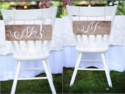zitje voor bruid & bruidegom