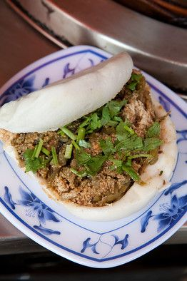 Asian street meat pare