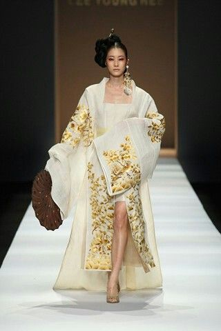 Hanbok -wow! This version is just beautiful.