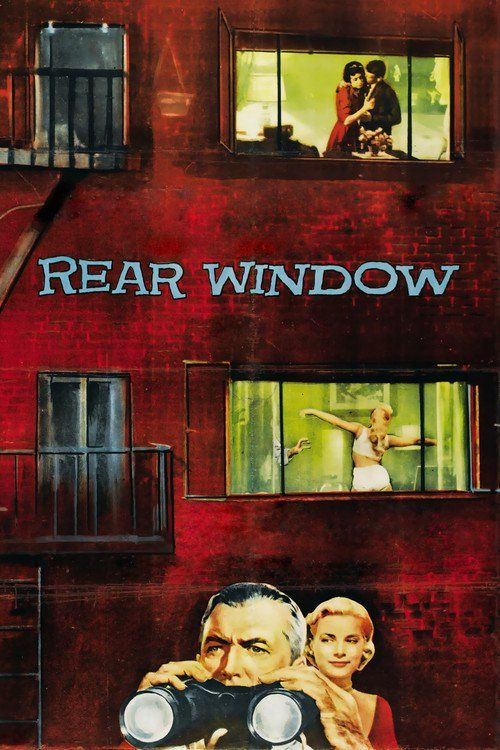 Watch->> Rear Window 1954 Full - Movie Online