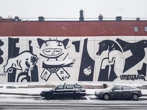 Speto in Minsk, Belarus, 2016