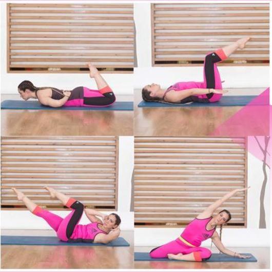 Γυμναστική στο σπίτι: Ασκήσεις πιλάτες για γράμμωση σε όλο το σώμα (και σε χρόνο dt) - Tlife.gr