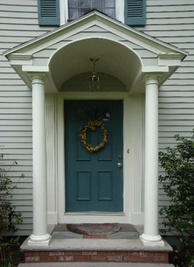 182 Best Images About Porches Porticos And Doors On