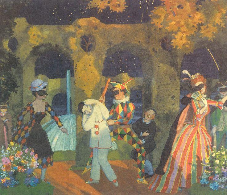 Итальянская комедия (1914 г.)