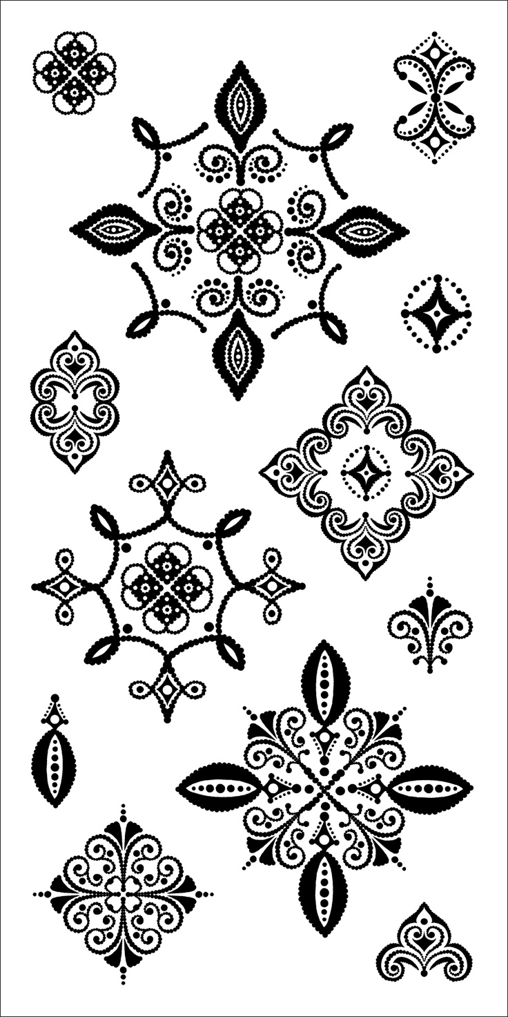 237 best Printable patterns images on Pinterest | Arabesque ...