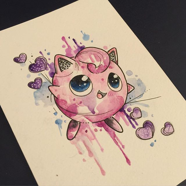 tattoos de jigglypuff pokemon - Buscar con Google