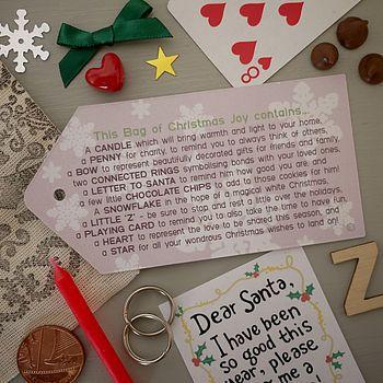 The Little Bag Of Christmas Joy