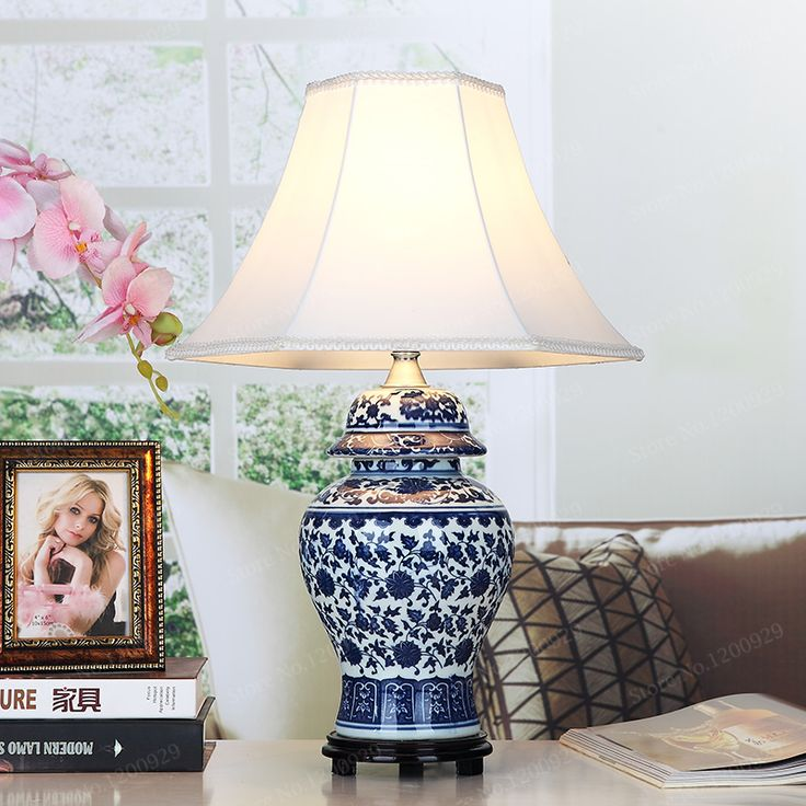 Cheap Table Lamps on Sale at Bargain Price, Buy Quality decorative table lamps, table lamps for bedroom, table lamp from China decorative table lamps Suppliers at Aliexpress.com:1,Frame Color:Blue 2,Item Type:Table Lamps 3,Style:Chinese Style 4,Body Color:Blue 5,Light Source:Incandescent Bulbs