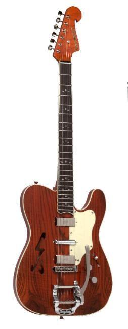 ToneSmith Guitars 510 Orange