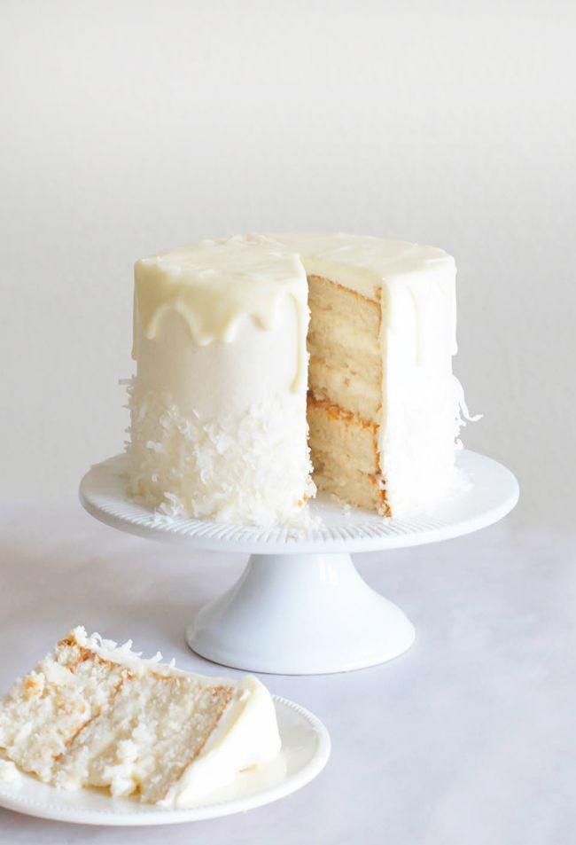 Sugary & Buttery - Sky High Raffaello Cake