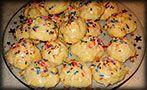 Ginettes--Italian Anisette Cookies