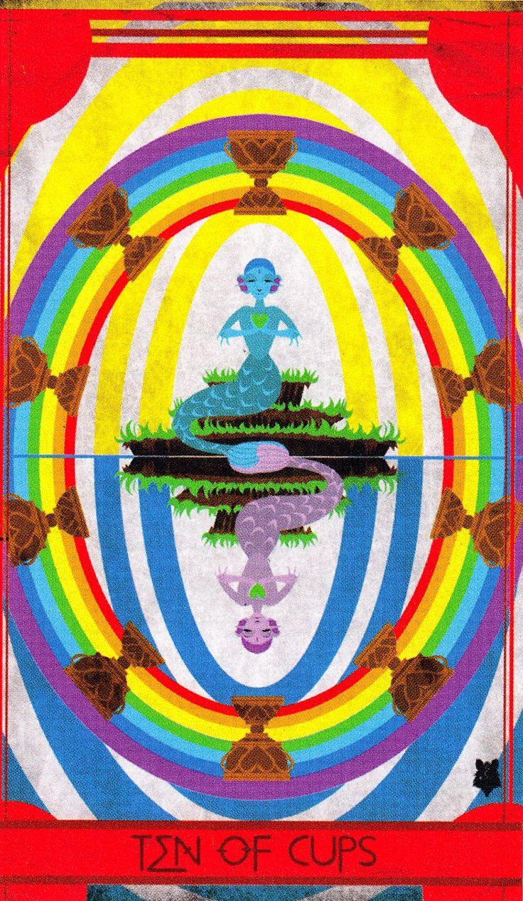 38 Best Images About Tarot-Ellis Deck On Pinterest