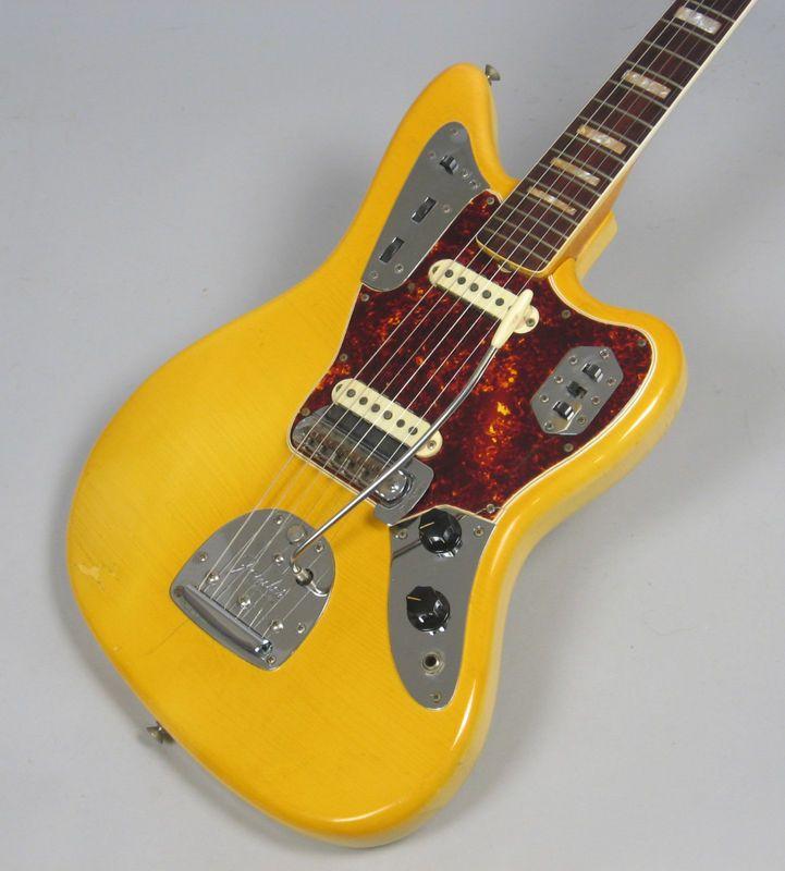 1966 Fender Jaguar Custo...