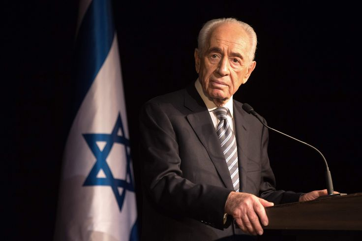Shimon Peres, Israeli statesman and Nobel Peace Prize winner, dies at 93