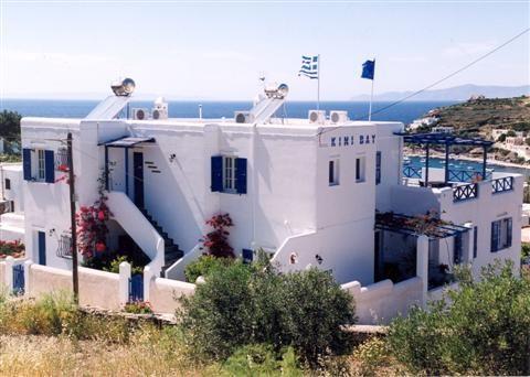 Syros Apartments, Kini Bay. | travelovergreece