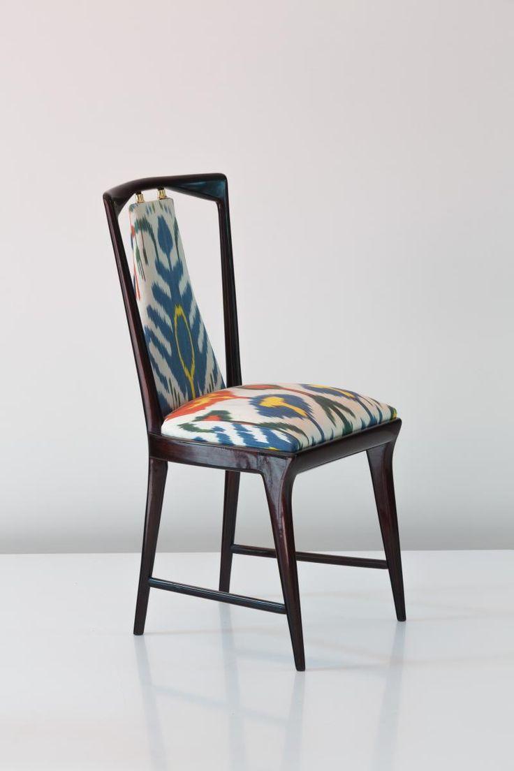 Designer cloth sofa drip sofa hotel lobby sofa china mainland - Osvaldo Borsani Elegant Set Of Six Dinner Chairs By Osvaldo Borsani 1950 Offered By Compendio Gallery On Incollect