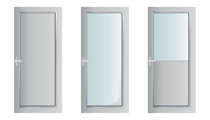 Metal Clad Doors Home Improvement Pinterest Doors And Metals