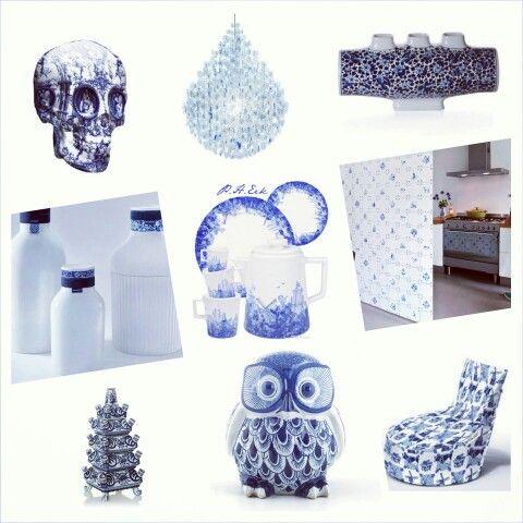 Delfts Blauw www.houseofsyl.nl