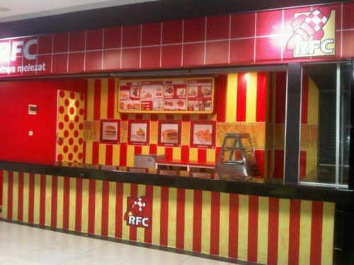 Panoramio - Photos by RFC™ INDONESIA > rocket fried chicken franchise