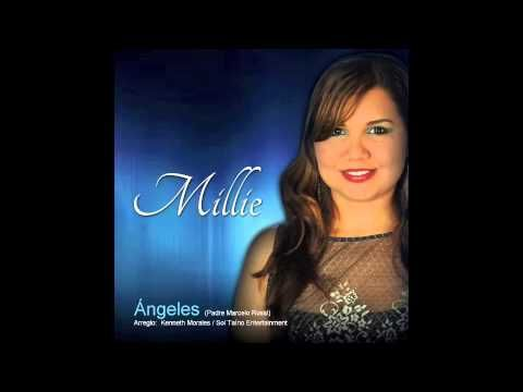 Angeles volando en este lugar (Millie Lee)  Angeles de Dios