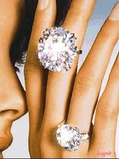 Sparkle Diamonds (GIF)