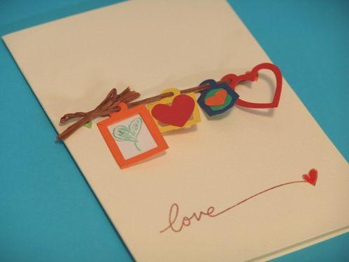 Biglietti San Valentino fai da te - Tutorial Donnaclick