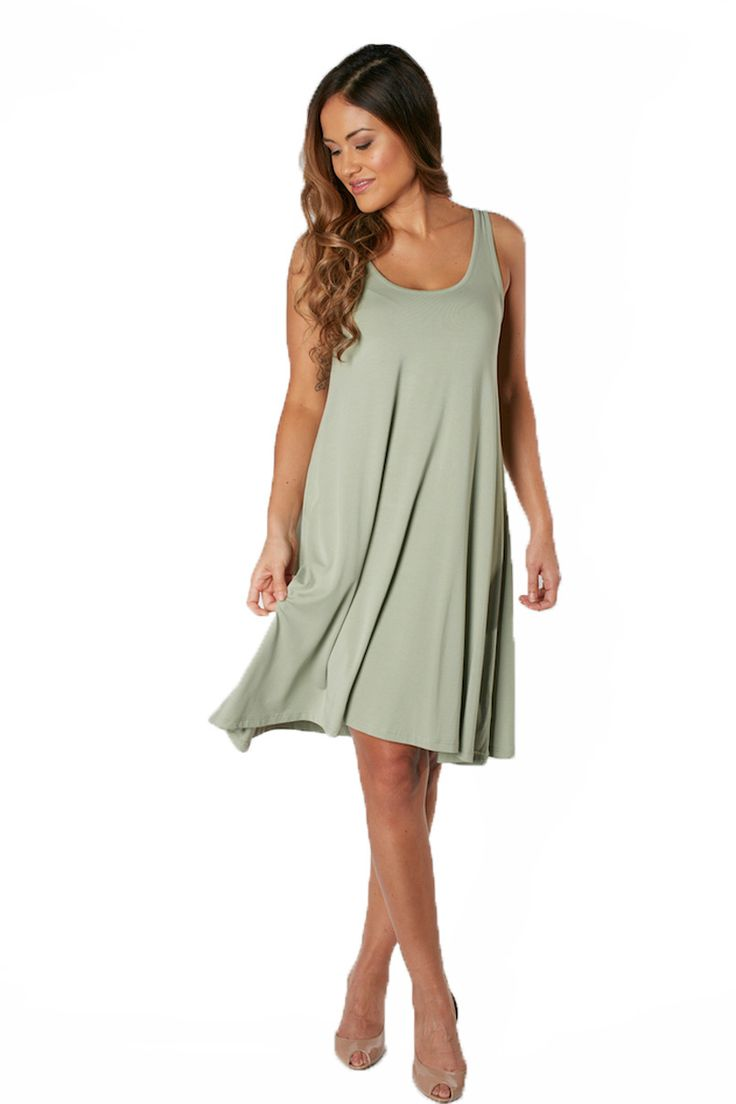 With a flattering scoop neckline, this dress has a relaxed casual fit and falls to knee length. What makes it such a must-have piece is that it will go with everything; dress it up on an evening with heels, a belt and a few statement necklaces and during the day add a thin tan belt, your much-loved flat shoes and a headband. Stylish to the max.