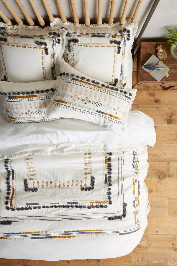 Anthropologie Kessabine Duvet #anthrofave