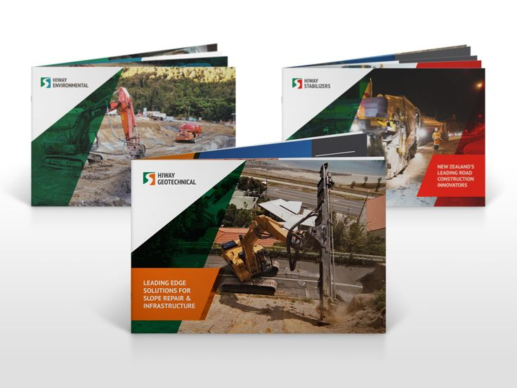 Hiway Group brochures