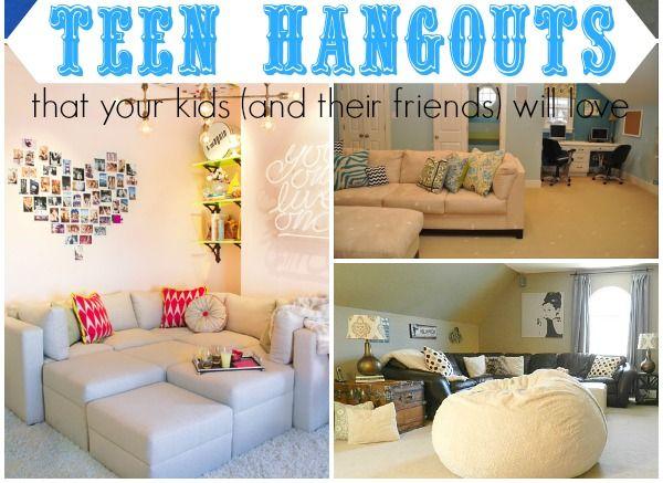 17 Best Ideas About Teen Hangout On Pinterest Teen