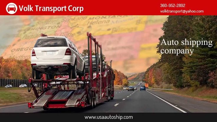 Our team is highly-trained auto shipping professionals who are skilled in managing the move of your vehicle from pick up point to its final destination. Please check our website at http://www.usaautoship.com/