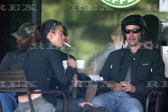 Keanu Reeves and his sister Kim