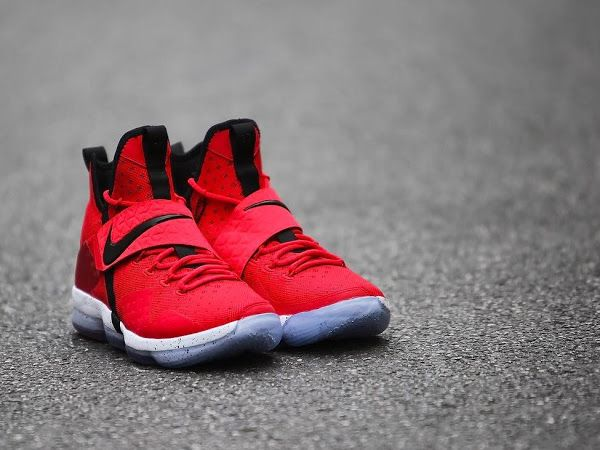 new arrival a52a0 63117 Nike LeBron 14 University Red Release Date