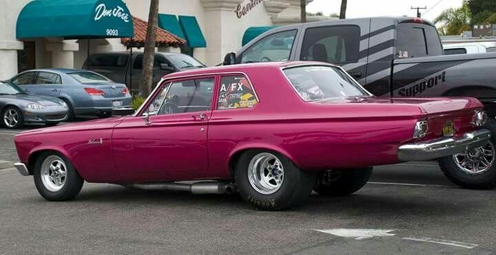1965 Plymouth Belvedere A/FX race car | Belvedere/Fury ...