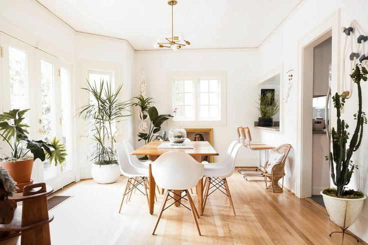 House Tour: A Minimal, Fashion-Inspired Portland Home | Apartment Therapy