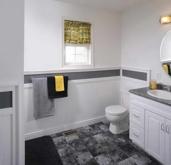 Best 25 Wainscoting In Bathroom Ideas On Pinterest