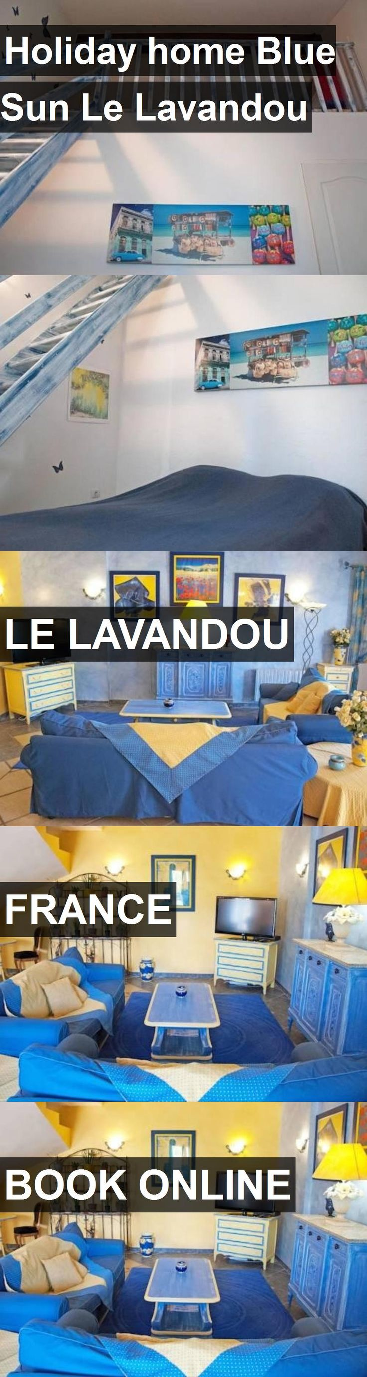 Hotel Holiday home Blue Sun Le Lavandou in Le Lavandou, France. For more information, photos, reviews and best prices please follow the link. #France #LeLavandou #travel #vacation #hotel