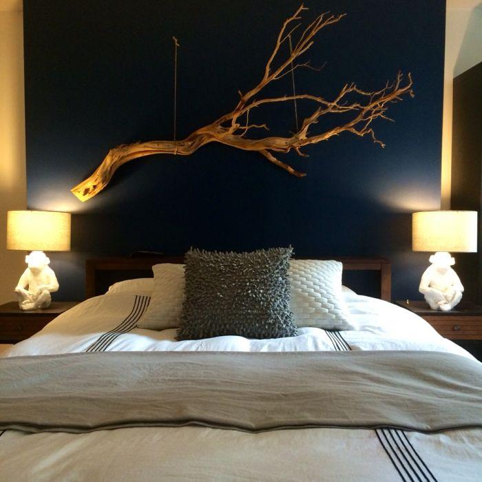 1001 id es de fabrication d 39 objets en bois flott diy. Black Bedroom Furniture Sets. Home Design Ideas